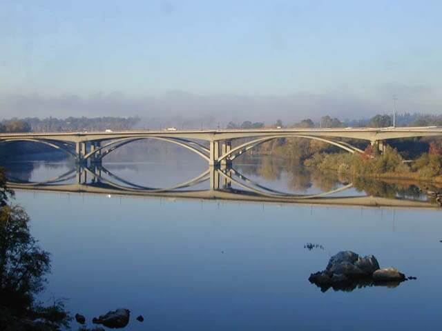 folsom bridge